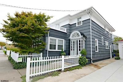 Margate Single Family Home For Sale: 2 N Granville
