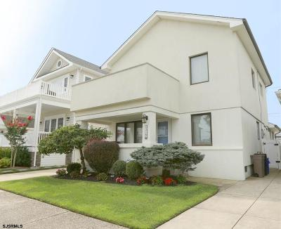 Margate Single Family Home For Sale: 218 N Rumson