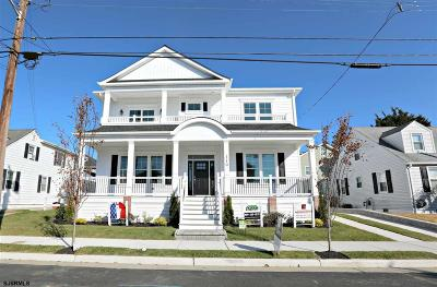 Margate Single Family Home For Sale: 119 N Barclay