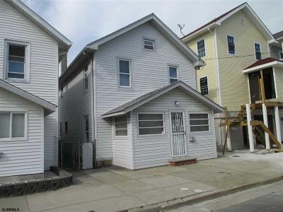 Ventnor Single Family Home For Sale: 6317 Monmouth Avenue