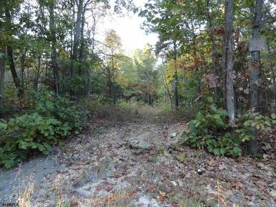 Vineland Residential Lots & Land For Sale: 1500 Brown Road