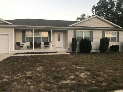 Millville Single Family Home For Sale: 603 Brian Ave
