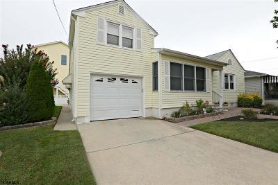 Ventnor Single Family Home For Sale: 117 N Fredericksburg