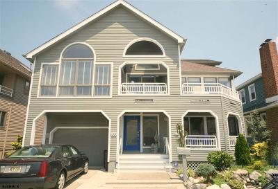 Ventnor Single Family Home For Sale: 103 S Newport Ave