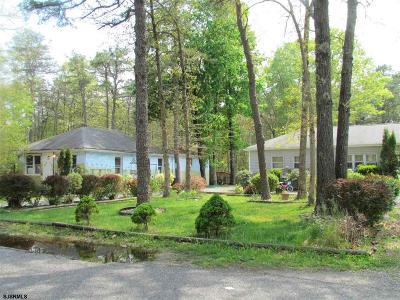Mays Landing Single Family Home For Sale: 1204 Crocus St