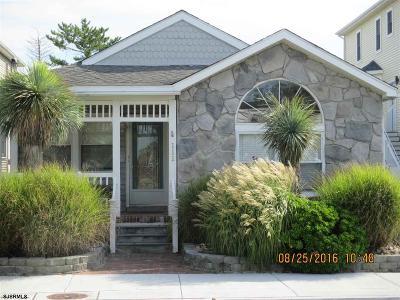 Atlantic City, Longport, Longport Borough, Margate, Ventnor, Ventnor Heights Rental For Rent: 111 N Monroe Ave