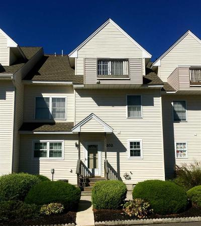 Egg Harbor Township, Northfield Condo/Townhouse Undercontract-Cont Toshow: 202 Maxwell Ct #202