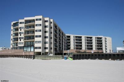 Longport Condo/Townhouse For Sale: 2700 Atlantic Ave #417