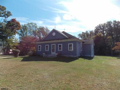 Vineland Single Family Home For Sale: 1211 Almond Road