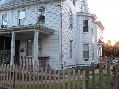 Millville Single Family Home For Sale: 222 N 3rd Street