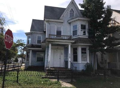Millville Multi Family Home For Sale: 329 E Pine Street
