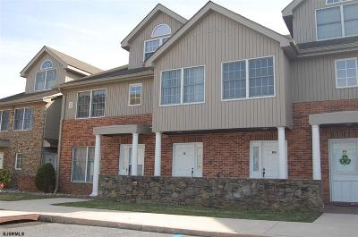 Vineland Condo/Townhouse For Sale: 3001 E Chestnut Ave #B12