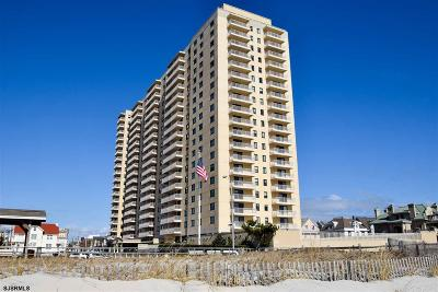 Ventnor Condo/Townhouse For Sale: 5000 Boardwalk #701