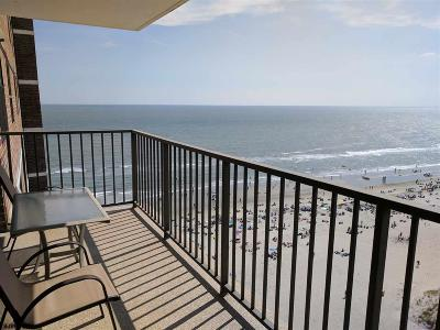 Margate Condo/Townhouse For Sale: 9100 Beach #1606