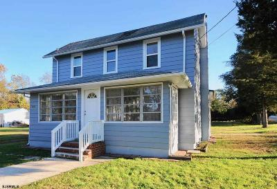 Millville Single Family Home For Sale: 2501 Newcombtown