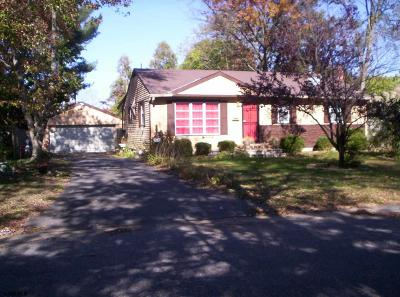 Vineland Single Family Home For Sale: 516 Edward Ln Ln