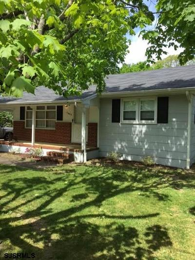 Millville Single Family Home For Sale: 2004 Valley Ave