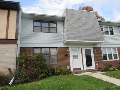 Vineland Condo/Townhouse For Sale: 1964 E Oak #L3