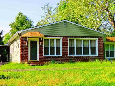 Port Republic Single Family Home For Auction: 66 Pomona Ave