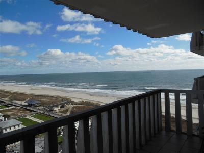 Atlantic City Condo/Townhouse For Sale: 100 S Berkley #16F