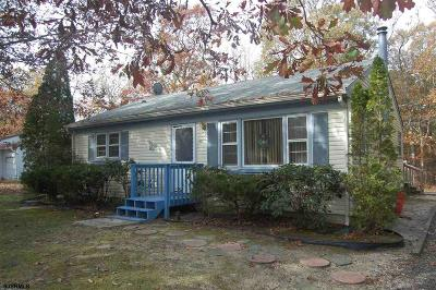 Millville Single Family Home For Sale: 30 Laurel Ln