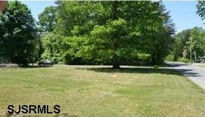 Millville Residential Lots & Land For Sale: 7611 Whittier Dr