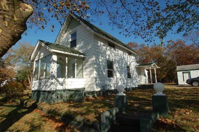 Millville Single Family Home For Sale: 101 N 13th Street