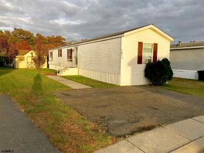 Millville Mobile/Manufactured For Sale: 2110 Mays Landing Road