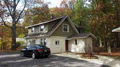 Vineland Single Family Home For Sale: 1274 Garry Ave