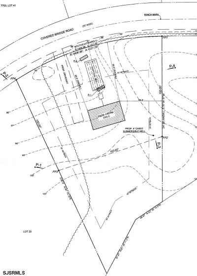 Residential Lots & Land For Sale: 4960 Covered Bridge Road