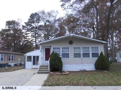 Vineland Mobile/Manufactured For Sale: 1616 Pennsylvania Ave