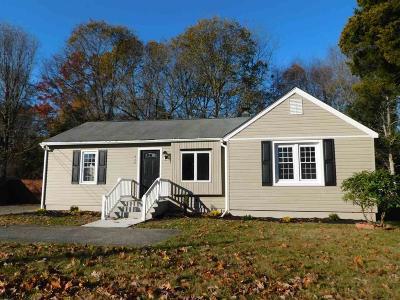 Vineland Single Family Home For Sale: 740 Alps Pl