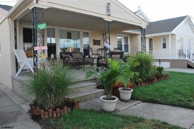 Atlantic City, Longport, Longport Borough, Margate, Ventnor, Ventnor Heights Rental For Rent: 14 S Granville Ave