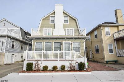 Atlantic City, Longport, Longport Borough, Margate, Ventnor, Ventnor Heights Rental For Rent: 13 S Wyoming Avenue