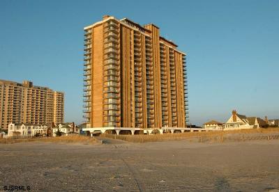 Ventnor Condo/Townhouse For Sale: 4800 Boardwalk #507 #507