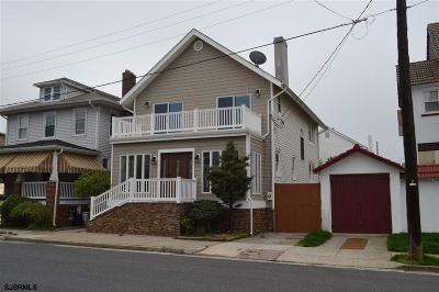 Ventnor Single Family Home For Sale: 6 S Lafayette Ave
