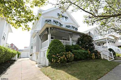 Ventnor Single Family Home For Sale: 4 S Surrey Ave