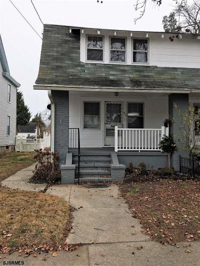 Millville Single Family Home For Sale: 807 E Main St Street