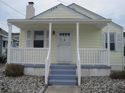 Atlantic City, Longport, Longport Borough, Margate, Ventnor, Ventnor Heights Rental For Rent: 206 N Delavan Ave