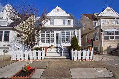 Ventnor Single Family Home For Sale: 3 S Buffalo Ave