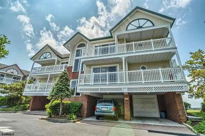 Somers Point Condo/Townhouse For Sale: 101 South Point #101