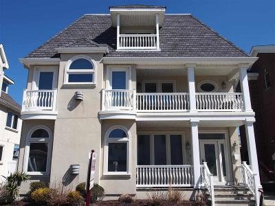 Atlantic City, Longport, Longport Borough, Margate, Ventnor, Ventnor Heights Rental For Rent: 113 S Harvard