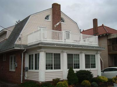 Atlantic City, Longport, Longport Borough, Margate, Ventnor, Ventnor Heights Rental For Rent: 15 N Haverford Ave