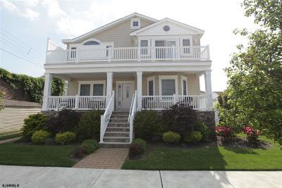 Atlantic City, Longport, Longport Borough, Margate, Ventnor, Ventnor Heights Rental For Rent: 2 N Gladstone Ave