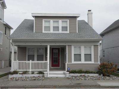 Atlantic City, Longport, Longport Borough, Margate, Ventnor, Ventnor Heights Rental For Rent: 23 N Haverford Ave