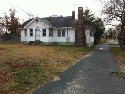 Vineland Single Family Home For Sale: 1761 Almond Road
