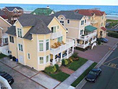 Ventnor Single Family Home For Sale: 115 S Sacramento Ave