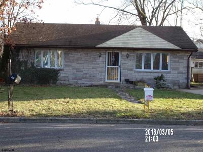 Newfield Single Family Home For Sale: 205 Catawba Ave