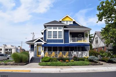 Beachblock Single Family Home For Sale: 101 S Nassau Ave