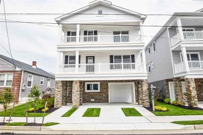 Atlantic City, Longport, Longport Borough, Margate, Ventnor, Ventnor Heights Rental For Rent: 203 N Delavan